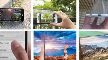 科技沒有極限 智慧手機十大新功能