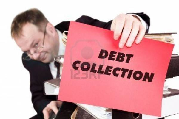 Ilustrasi \\\'debt collector\\\'/Istimewa