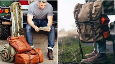 伴手禮裝不完!細數 3 種旅行必備的實用包款