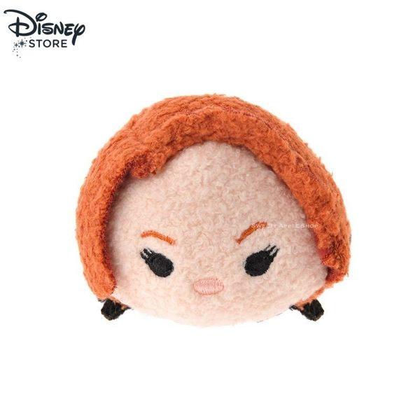 日本限定 Disney Store MARVEL 漫威 復仇者聯盟 Tsum Tsum 茲姆茲姆 黑寡婦 S號 玩偶