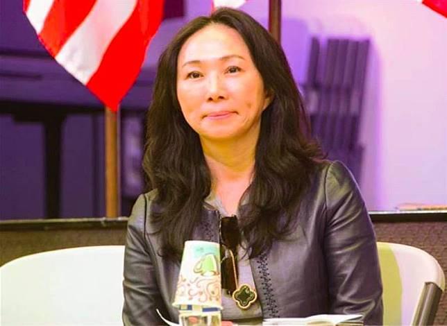 高雄市長韓國瑜妻子李佳芬。(圖/本報系資料照)
