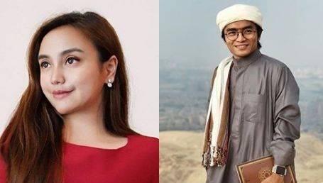 Salmafina Sunan dan Taqy Malik