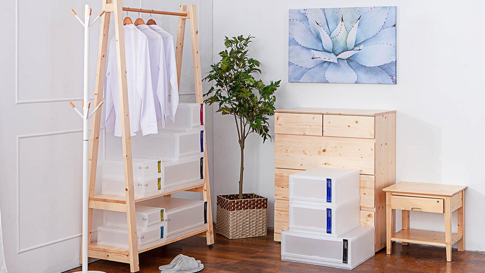 夏季收納妙招,擺脫凌亂衣櫃,生活也能整潔清爽