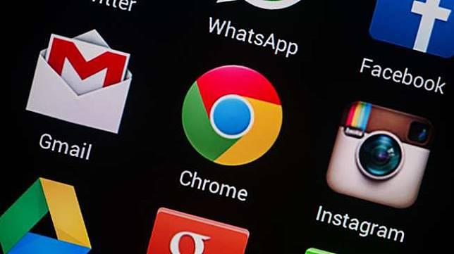 Google Chrome. Sebagai ilustrasi [Shutterstock].