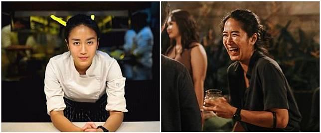 Cegah Corona, penampilan Chef Renatta keluar rumah jadi sorotan