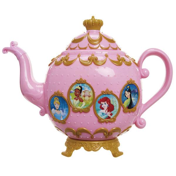 迪士尼公主系列 皇家午茶組