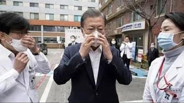 แพทย์เกาหลีใต้ จัดเตรียมห้องเฉพาะรักษาผู้ป่วยไวรัสโคโรนาแยกจากกลุ่มผู้ป่วยทั่วไป