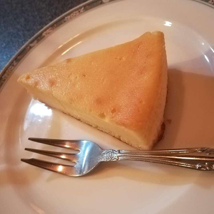 ユーザーが投稿したケーキセットの写真 - 実際訪問したユーザーが直接撮影して投稿した西新宿喫茶店らんぷの写真