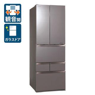フレンチ6ドア冷蔵庫(GR-S510FZ-ZH)