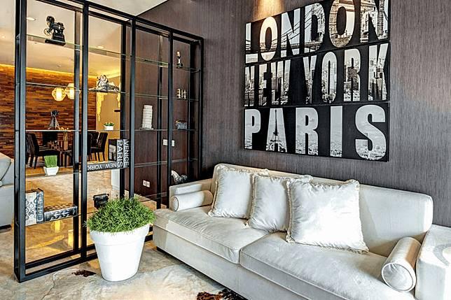 Inspirasi Desain Sekat Ruang Kreatif Yang Bisa Mempercantik