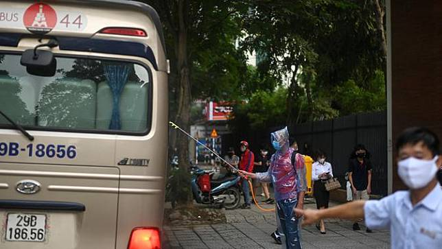 Vietnam Segera Buka Aktivitas Sekolah