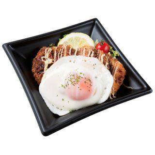 国産チキンカツロコモコ丼 1パック