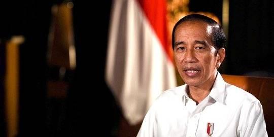Penjelasan Jokowi al Larangan Mudik. ©2021 Merdeka.com