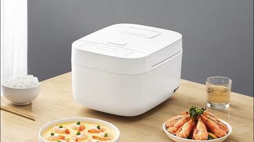 小米米家電飯煲C1 推出,支援 24 種烹飪模式,眾籌價只要約 560 元就能入手