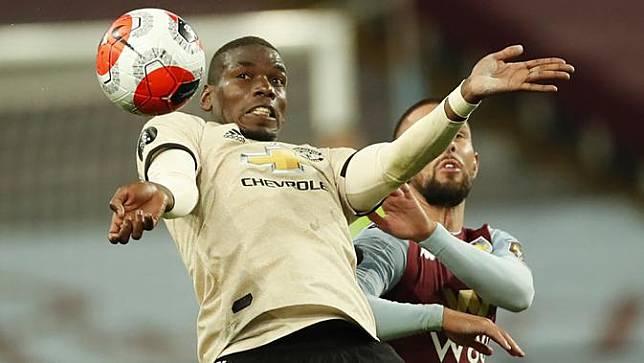 Manchester United Bungkam Aston Villa 3-0