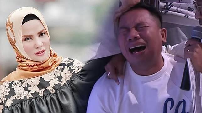Angel Lelga Bantah Statement Vicky Prasetyo Kalau Dirinya Hamil & Tuding Sedang Mecari Celah