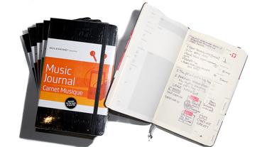 耶誕特搜 / WHITE ROCK / MOLESKINE Recipe Journal Passions