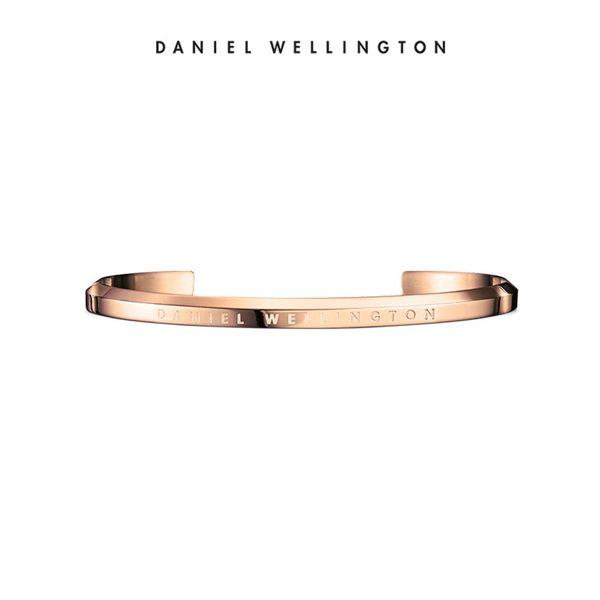Daniel Wellington DW 手環 Classic Bracelet 時尚奢華手鐲 玫瑰金-L