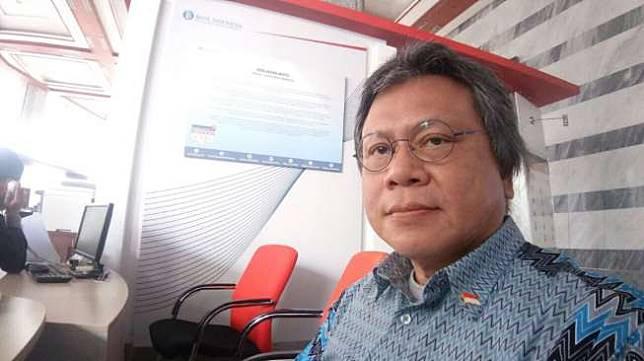Alvin Lie. (dok pribadi)