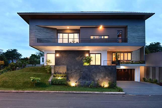 600 Koleksi Gambar Profilan Rumah Tampak Depan Terbaru