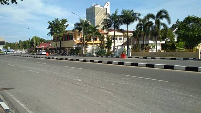 Mapolda Riau Diserang Terduga Teroris, Begini Kronologisnya Sementara
