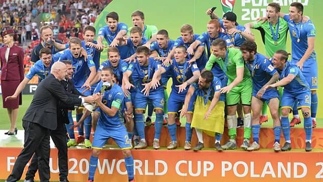 Timnas Ukraina U-20