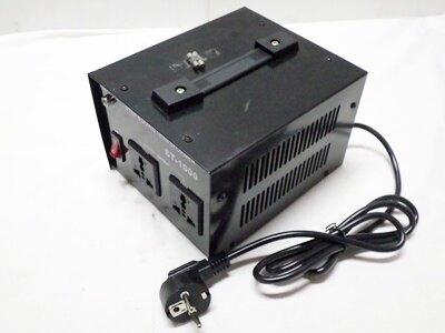 四迴路新款變壓器1000W 220V轉110V 110轉220變壓器 攪拌棒卷髮器空氣淨化器可用