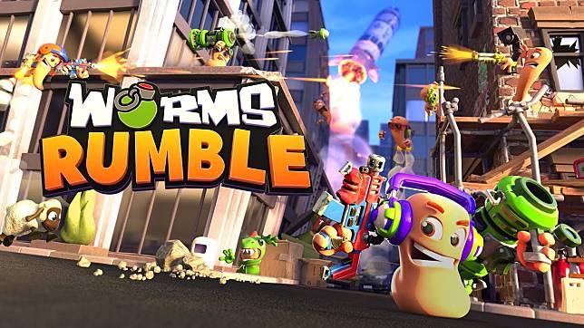 Team 17 Perkenalkan Worms Rumble, Juga Hadirkan Mode Battle Royale
