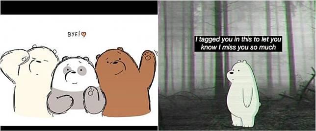 Berakhir di season 4, ini 6 fakta menarik kartun We Bare Bears
