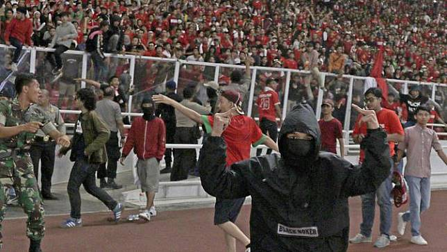 Timnas Indonesia Vs Malaysia