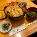 実際訪問したユーザーが直接撮影して投稿した西新宿天ぷら天秀の写真