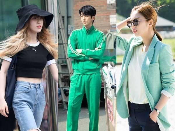 Sederet Fashion Item Ini Lagi Nge-hits di Drama Hingga Selebriti Korea 6d26bd7b6c