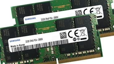 筆電版單條 32GB DDR4-2666 記憶體模組也來啦!雙通道套裝要價超過新台幣 3 萬 6