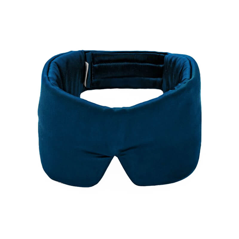 【毒】 Sleep Master 精品睡眠用 藍色眼罩