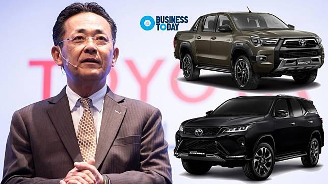 """เบื้องหลังการออกแบบ """"Toyota Revo-Fortuner"""" ใหม่ ฝีมือคนไทย"""