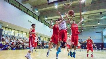 #打出名堂 / NIKE ALL-ASIA BASKETBALL CAMP 直擊與訓練體驗