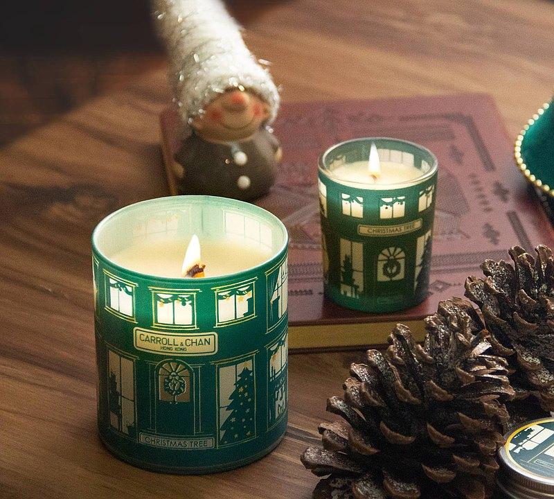 完美的節日香氣,由松樹及迷迭香糅合而成, 讓迷人的香氣注滿您的家。
