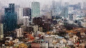 【攝影特輯】世界知名的「雨人攝影師」 如何拍攝雨中的台北?