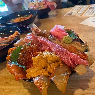 海鮮丼の駅前 はなれのundefinedに実際訪問訪問したユーザーunknownさんが新しく投稿した新着口コミの写真
