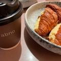 CafeLatteHot - 実際訪問したユーザーが直接撮影して投稿した日本橋馬喰町カフェabnoの写真のメニュー情報