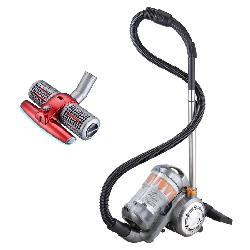 HERAN 禾聯吸力不減吸塵器 EPB-275 【送紫外線塵蹣吸頭】過敏吸塵器除塵蟎 永不吸塵機 除塵蹣機