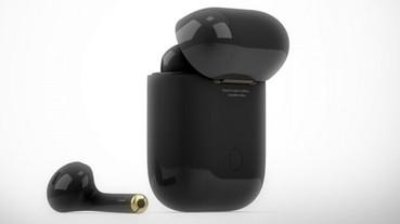 黑蘋果要來了?傳 AirPods 2 耳機將推出暗黑新色,並提升貼耳度與音質表現