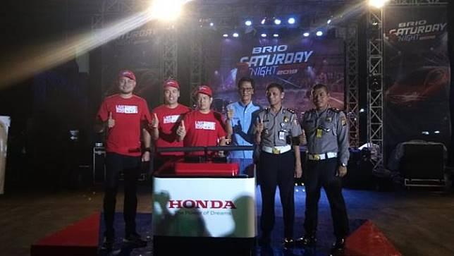 Brio Saturday Night Challenge 2019 kembali digelar di Kawasan Ex Taman Ria Senayan, Jakarta