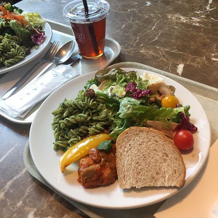 あろえちゃんさんが投稿した南青山カフェのお店CITYSHOP 青山 (SALAD & DELICATESSEN)/シティショップ アオヤマ サラダ アンド デリカテッセンの写真
