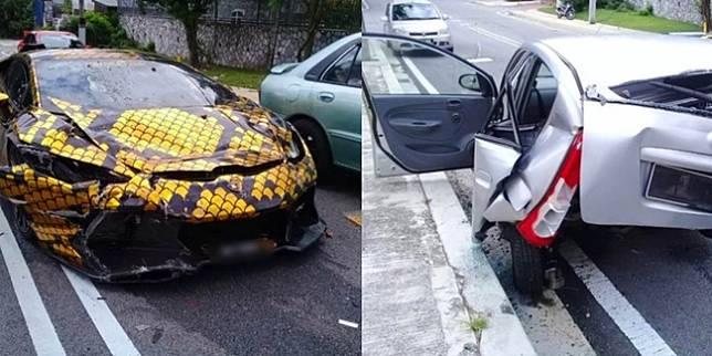 Kecelakaan mobil (World of Buzz)