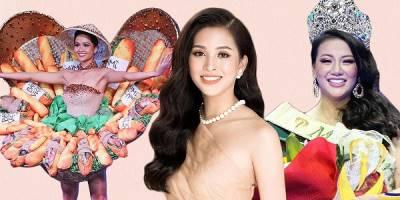 2018, nhờ H'Hen và loạt người đẹp này, Việt Nam xếp ở vị trí thứ 8 trong bảng vàng sắc đẹp Thế giới!