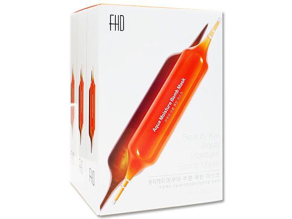 韓國 FHD~血橙補水面膜(28mlx30片)盒裝【D052348】