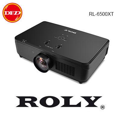 ROLY RL-6200WT WXGA HDMI 6000ANSI 搭配短焦變焦鏡頭 全封閉雷射投影機 6000流明 公司貨