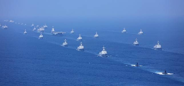China's new aircraft carrier, US expected to miss navy's 70th anniversary fleet review