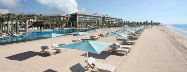 Ada tiga hotel yang masuk dalam 100 hotel terbaik di dunia versi Travel+Leisure.
